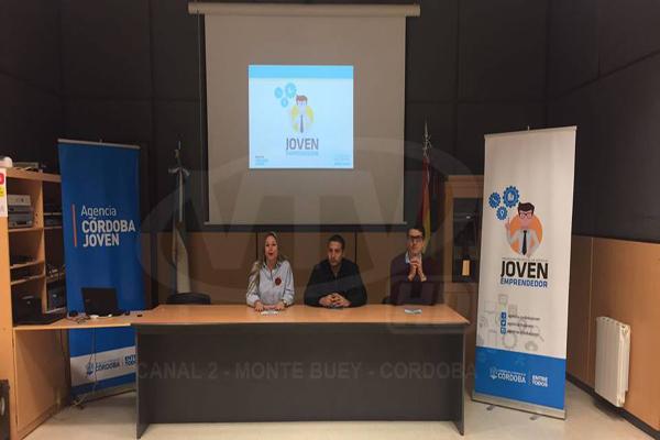 Programa provincial de apoyo al joven emprendedor