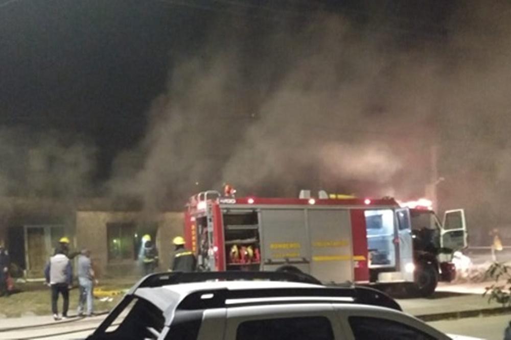 Villa María: Dos niños murieron en un incendio