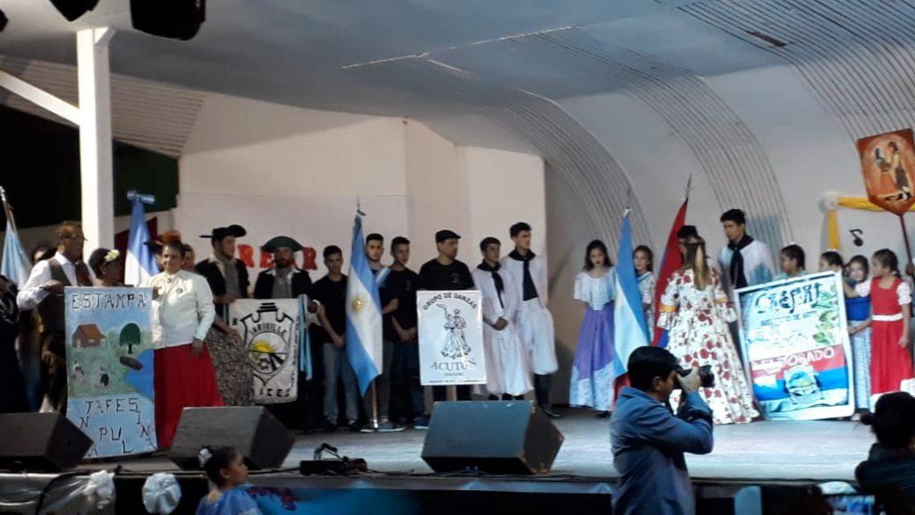 Suyay y Acutun se presentaron en Misiones