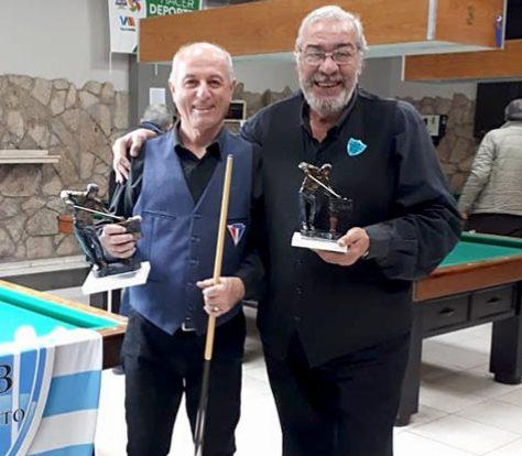 Victor Cava ganó certamen Promocional de cinco quillas