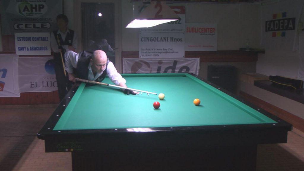 Matienzo desarrolló torneo de 5 Quillas