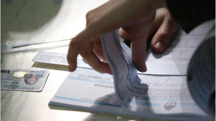 Se realizaron las elecciones PASO