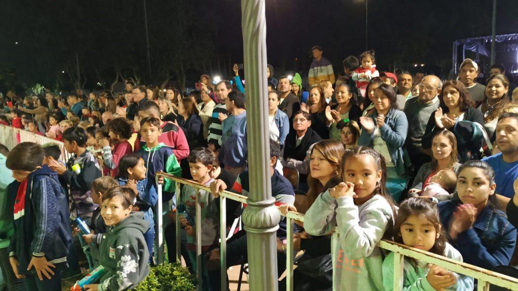 Monte Buey vivió la fiesta del carnaval