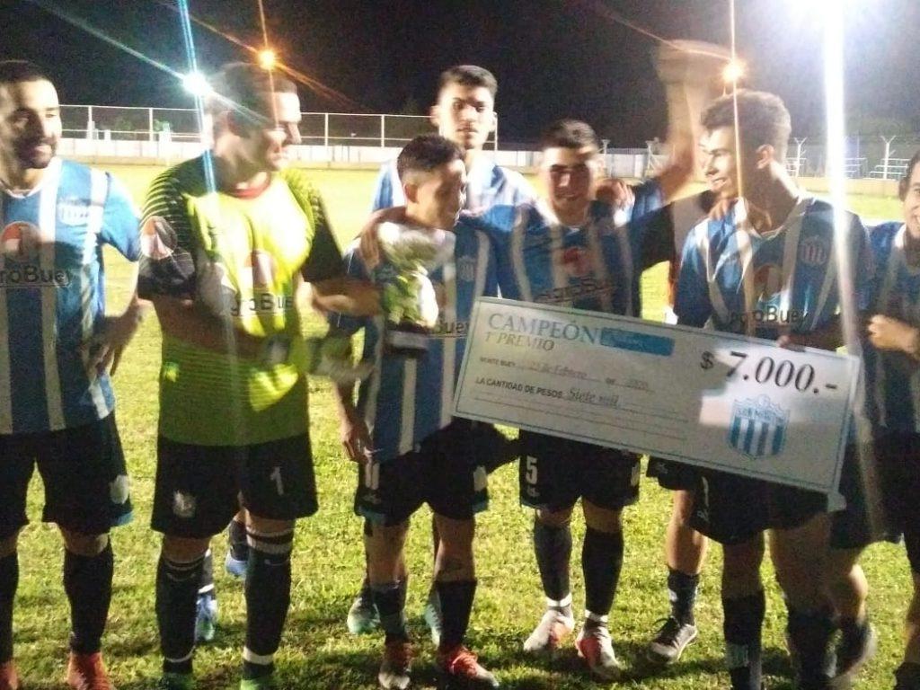San Martín campeón en la Copa de Verano