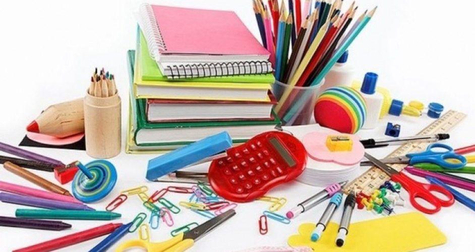 Cáritas lanzó colecta de útiles escolares