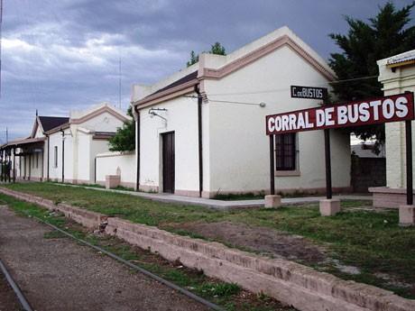 Caso de Coronavirus positivo en Corral de Bustos