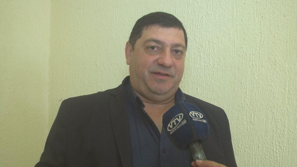 Riva invitado a una firma de convenios con el presidente Alberto Fernández