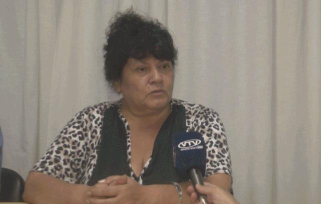 Mirta Arroyo fue reelecta en el SUOEM