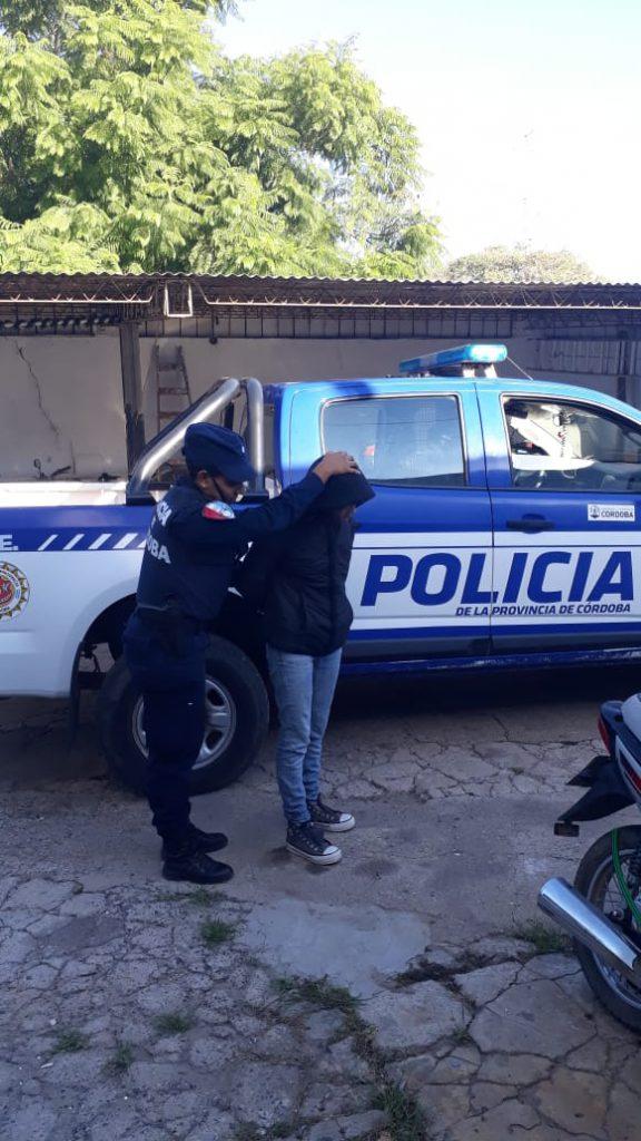 Cuatro detenidos en Marcos Juárez y Cruz Alta