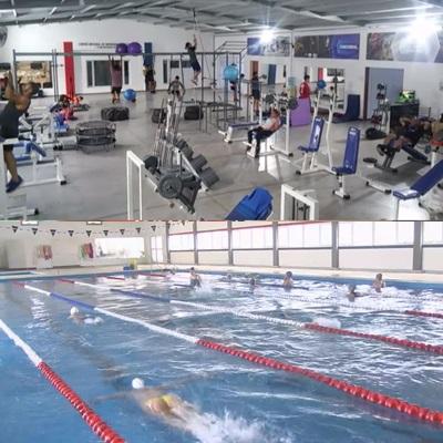 Centro integral de entrenamiento y bienestar