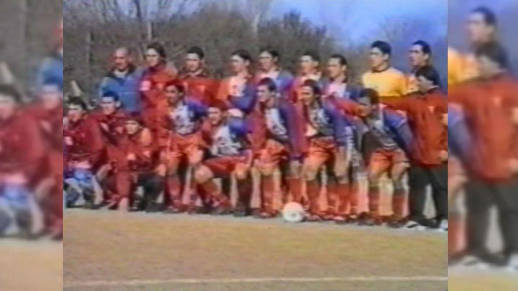 Matienzo Campeón Apertura 2000