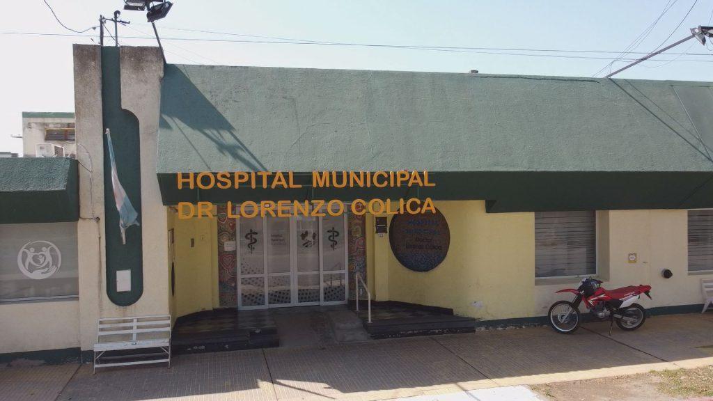 Oxígeno para el hospital municipal