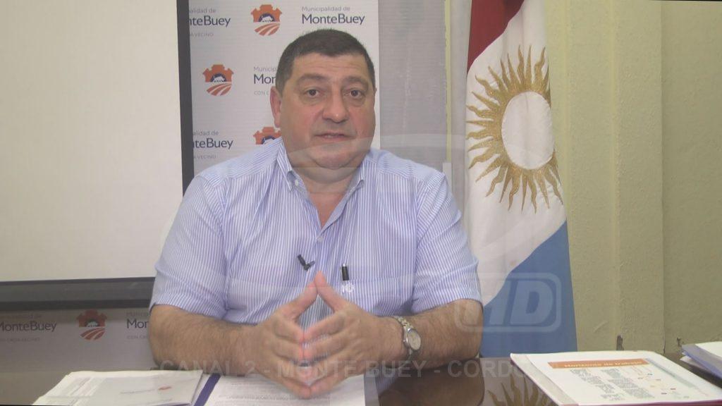 El intendente Riva realizó un balance del primer año de su tercera gestión
