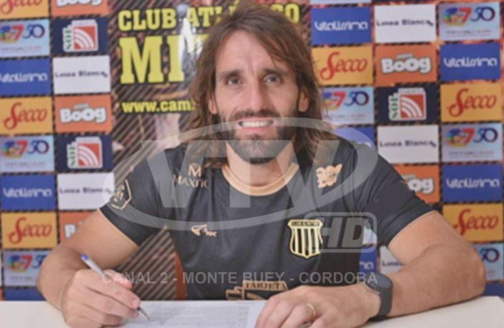 Alejandro Frezzotti se incorporó a Mitre de Santiago del Estero