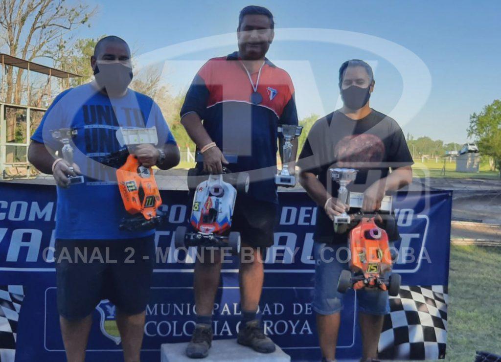 José Gorini campeón en el torneo CorSan de Automodelismo