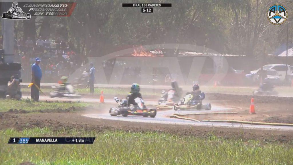 Provincial de Karting: Se corrió la 3º fecha