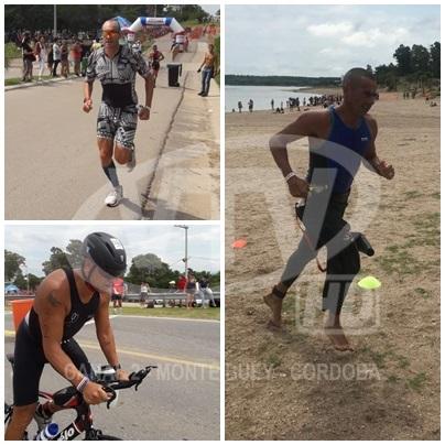 Monteboyenses en Triatlón de distancias olímpicas