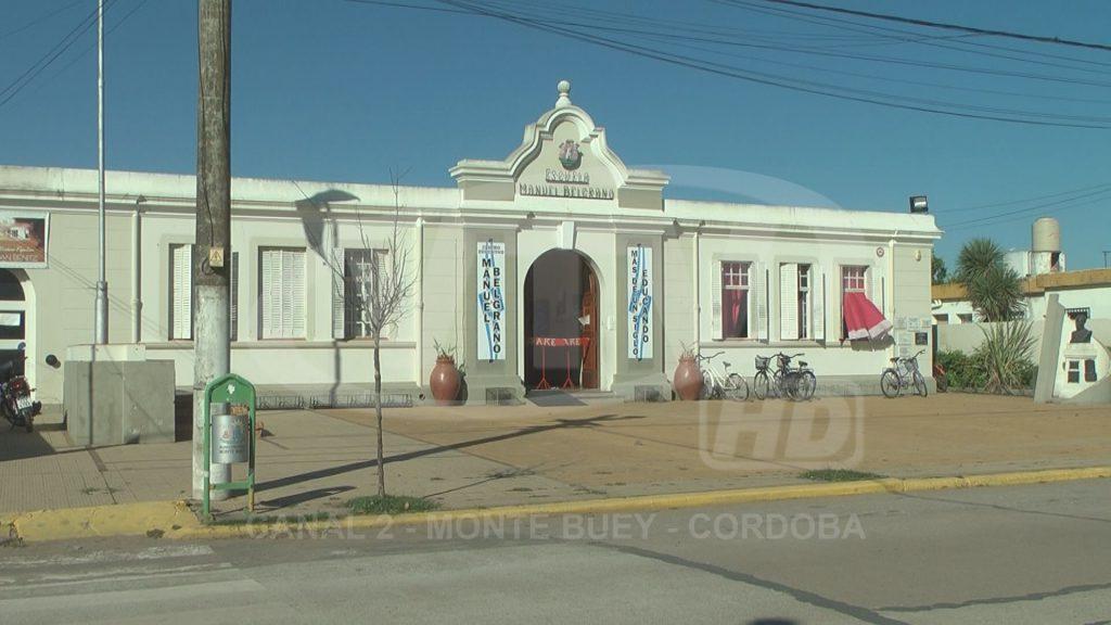 La Escuela Belgrano tiene 3 burbujas aisladas