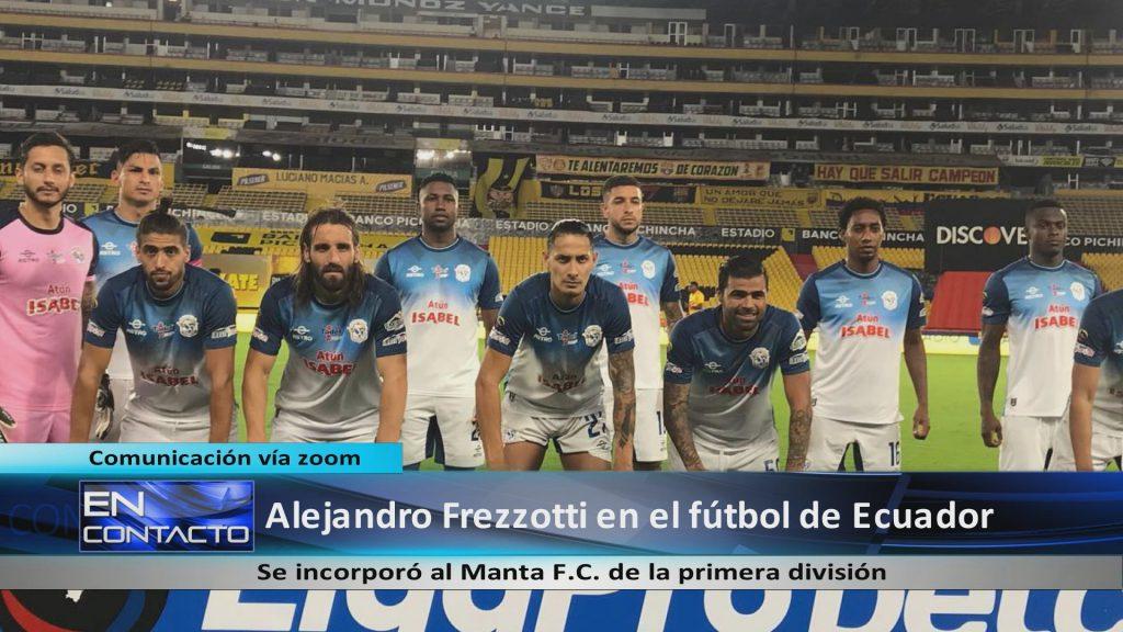 En el fútbol ecuatoriano