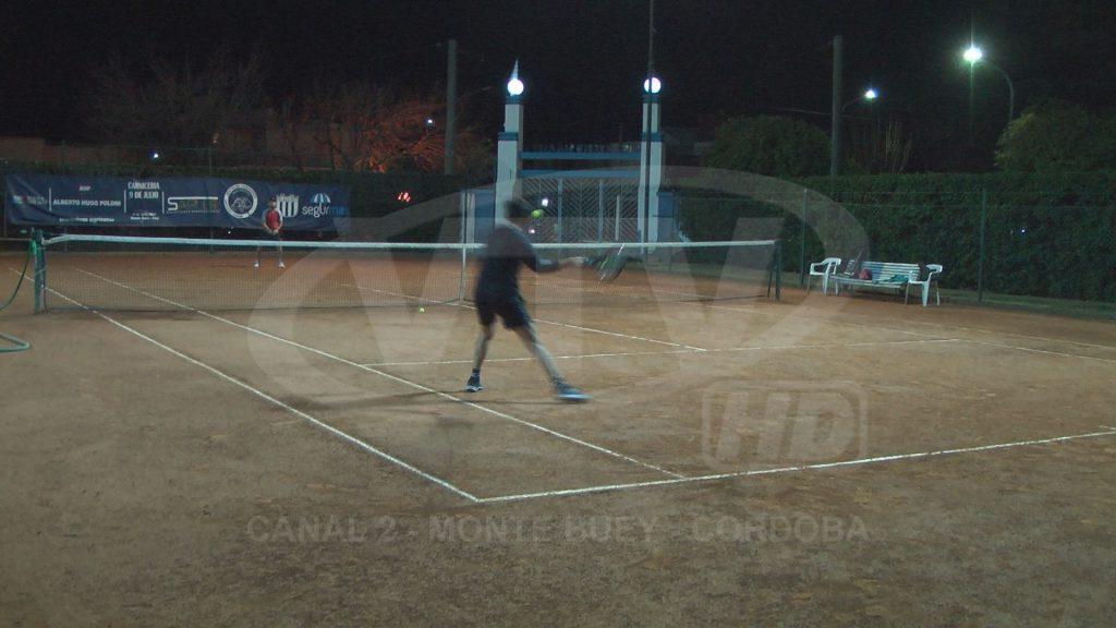 Tenis en San Martín