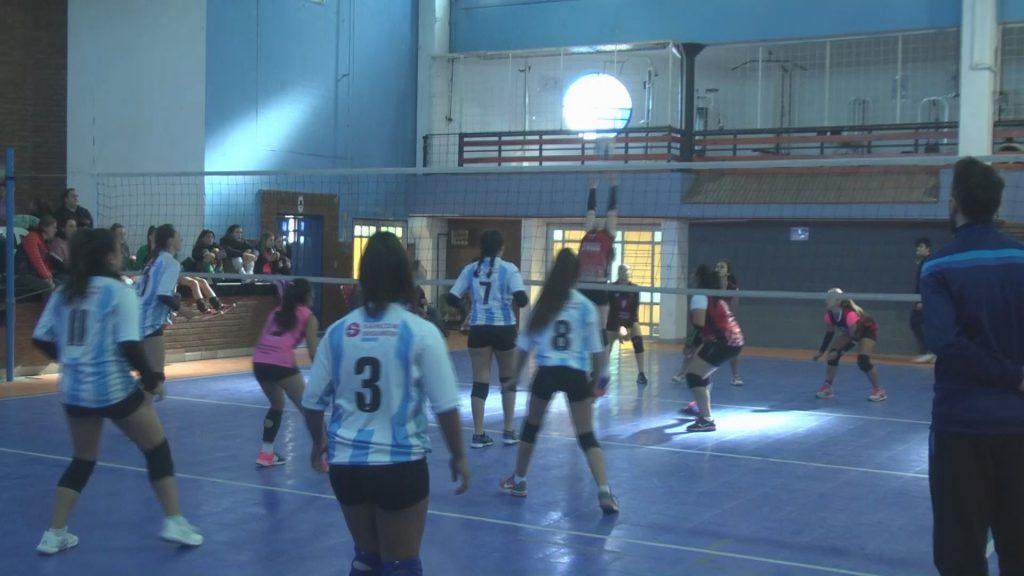Vuelve el fútbol infantil, femenino y el voley