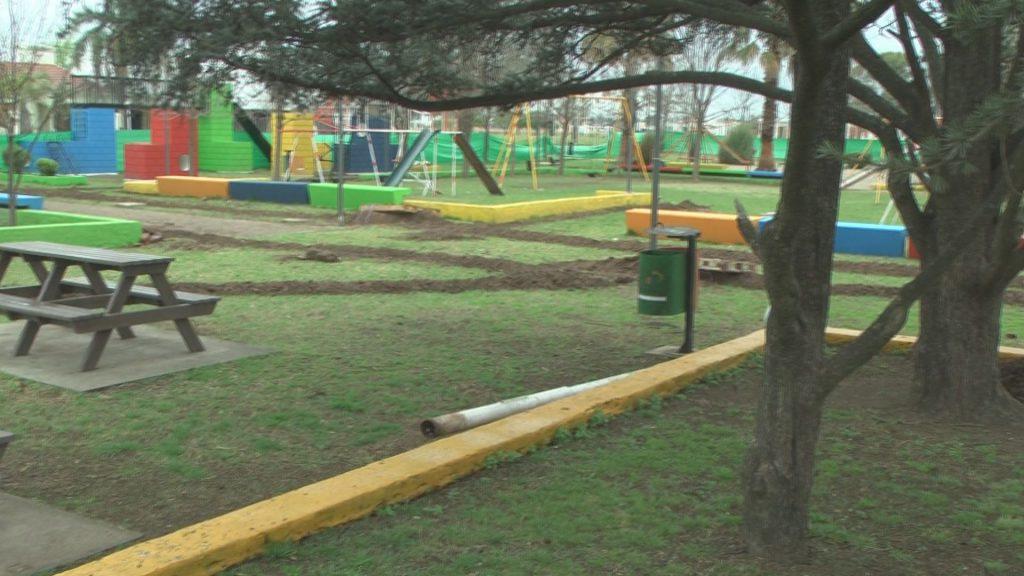 Por un parque renovado
