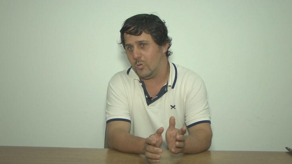 "Martín Piccinini dejó su testimonio en la ""Semana de la Inclusión"""